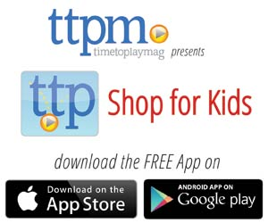 Shop for Kids by TimetoPlayMag.com